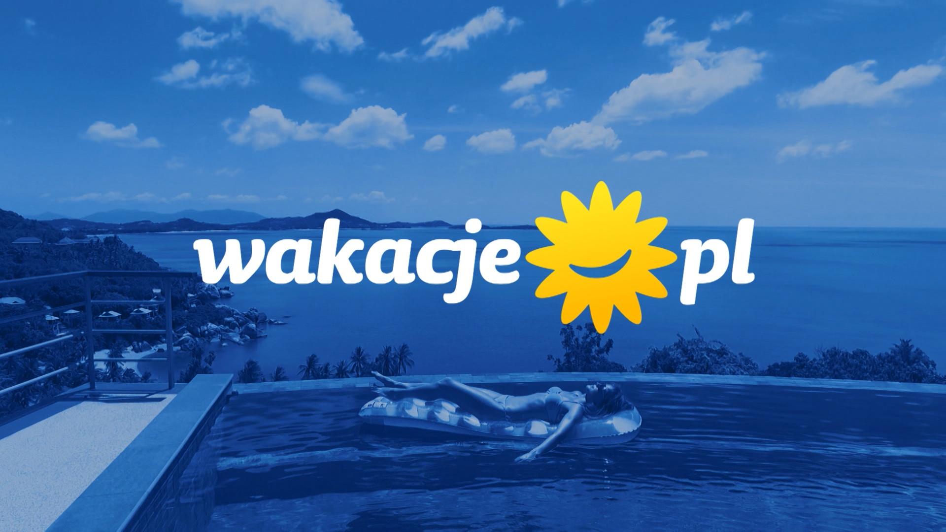 Billboard sponsorski dla Wakacje.pl - prod. Czarna Zebra