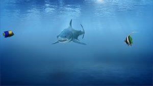 ujęcie z reklamy telewizyjnej billboard sponsorski dla Aquapark Reda